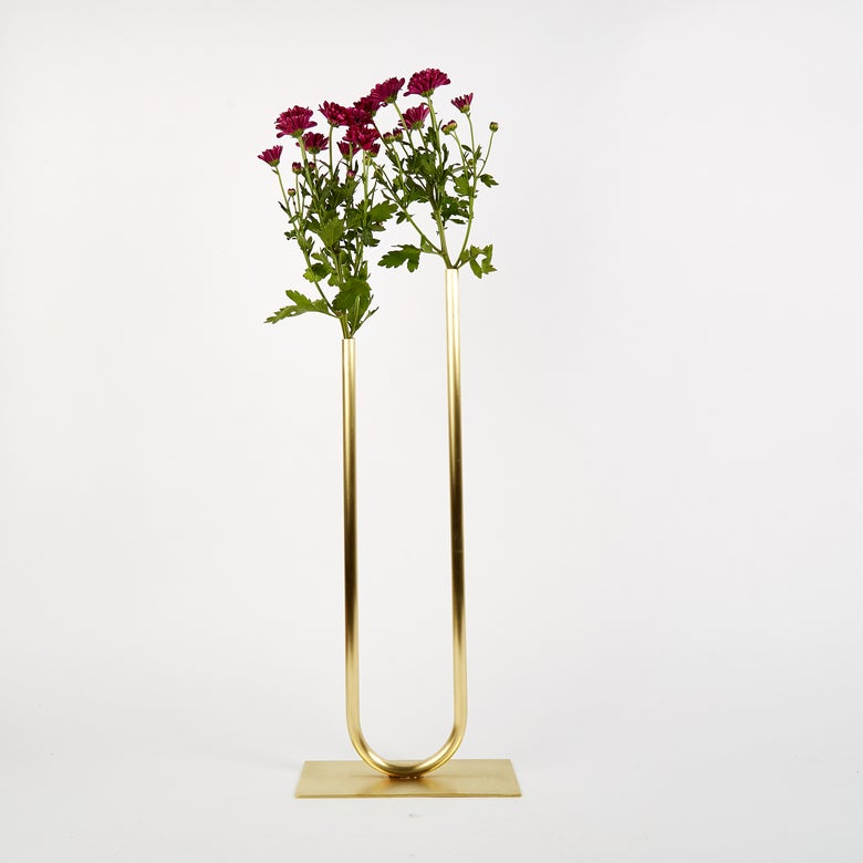 Image of Vase 00373 - Uneven U Vase