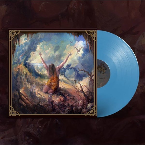 Image of Sumeru - Summon Destroyer Limited Edition Vinyl