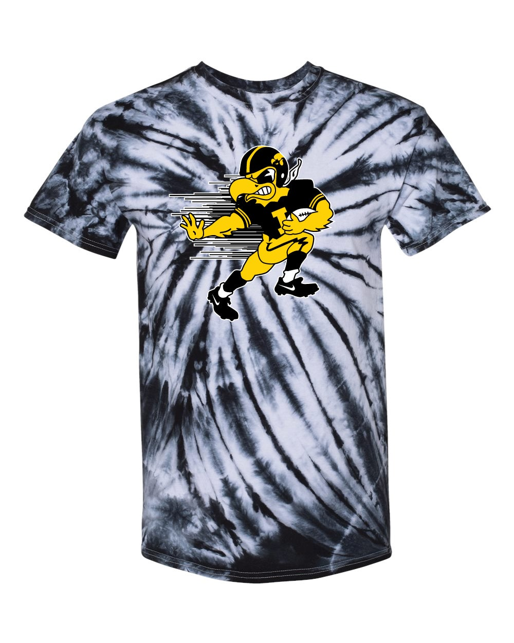 Image of Herk, How's Business? It's Zoomin'. (Tie Dye T-Shirt)