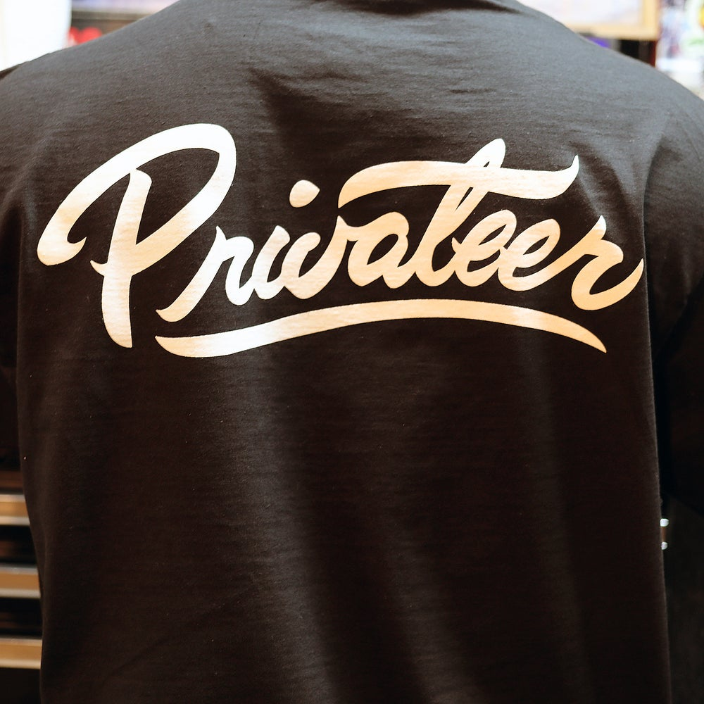 Image of Privateer in Black or White