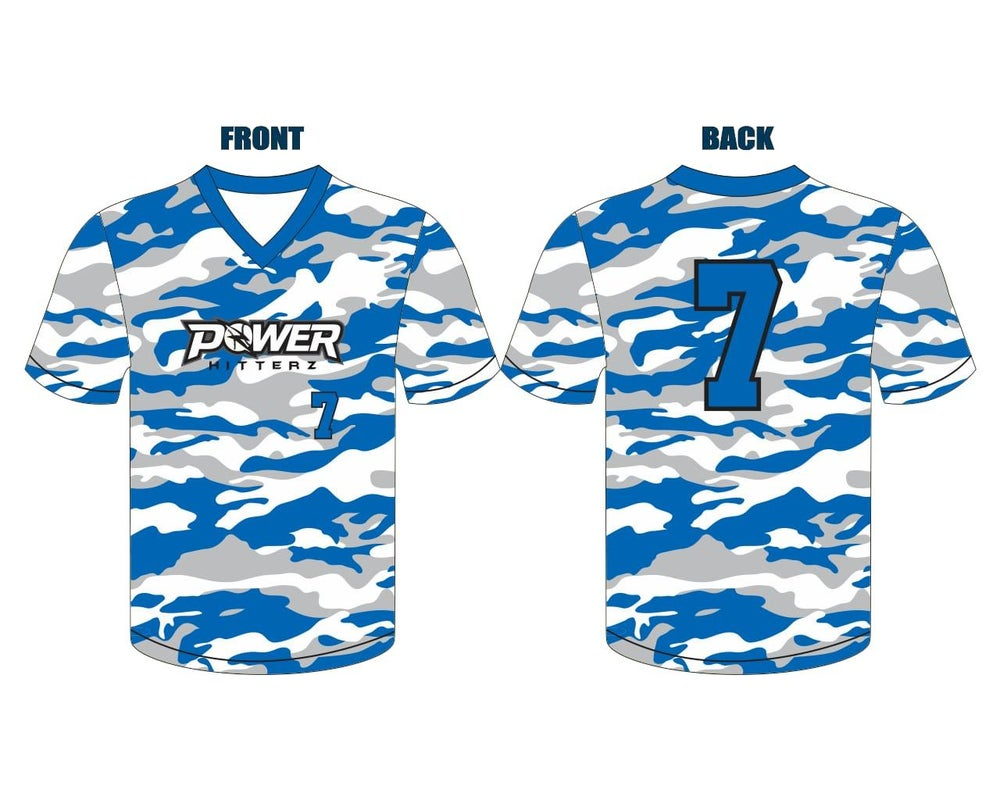 Image of Sublimated Dri-Fit Jersey