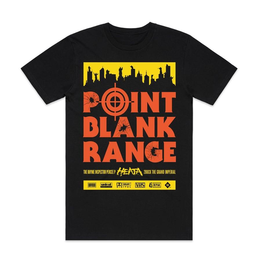 Image of HEATA - POINT BLANK RANGE T-Shirt