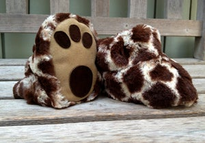 Image of Giraffe Booties