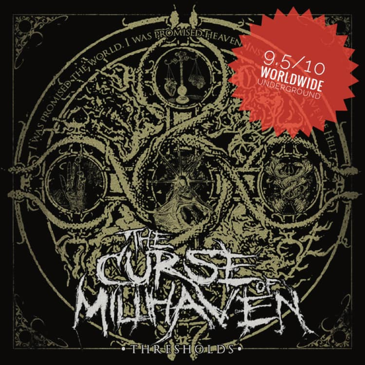 Image of The Curse Of Millhaven - Thresholds CD