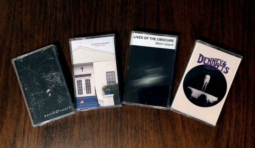Image of Assorted LTD & #'d Cassettes