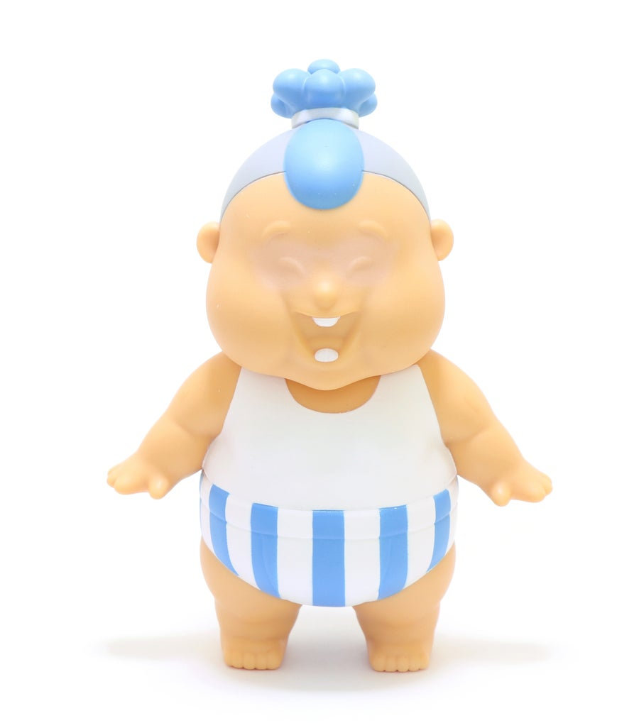 Image of CHUBBI CHUNK 'HELLO SUMMER' TOYSOUL EDITION PRE-ORDER