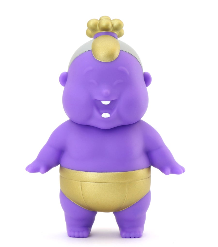 Image of CHUBBI CHUNK DELUXE PURPLE EDITION PRE-ORDER