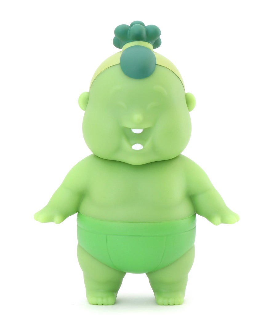 Image of CHUBBI CHUNK  FRESH GREEN EDITION PRE-ORDER