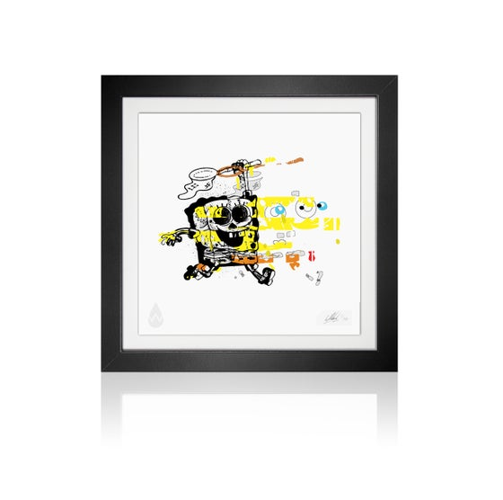 Image of Bob Glitch Giclee