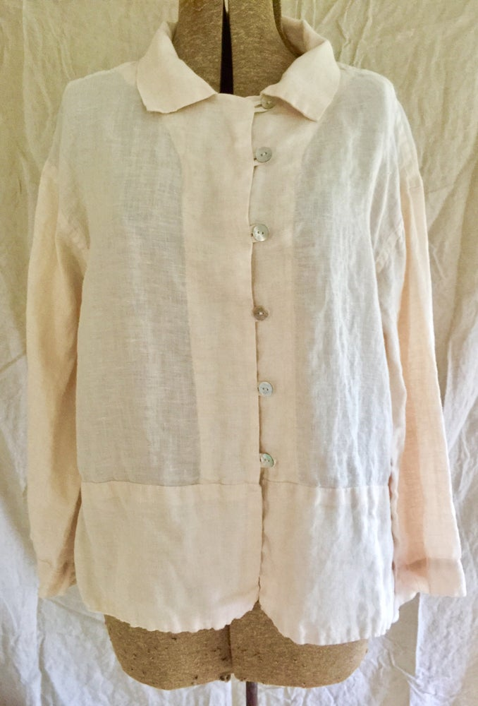 Image of summer blouse or light jacket