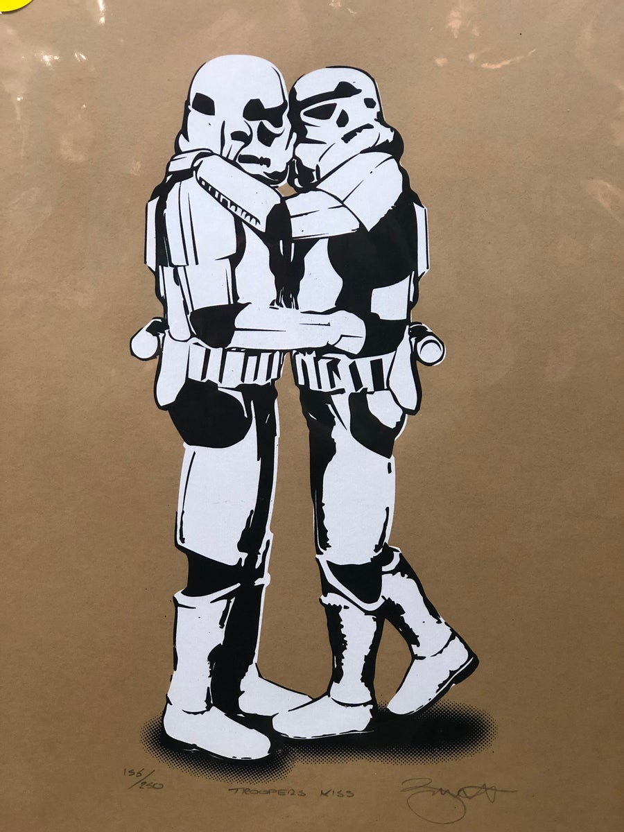 Image of Stormtroopers Print