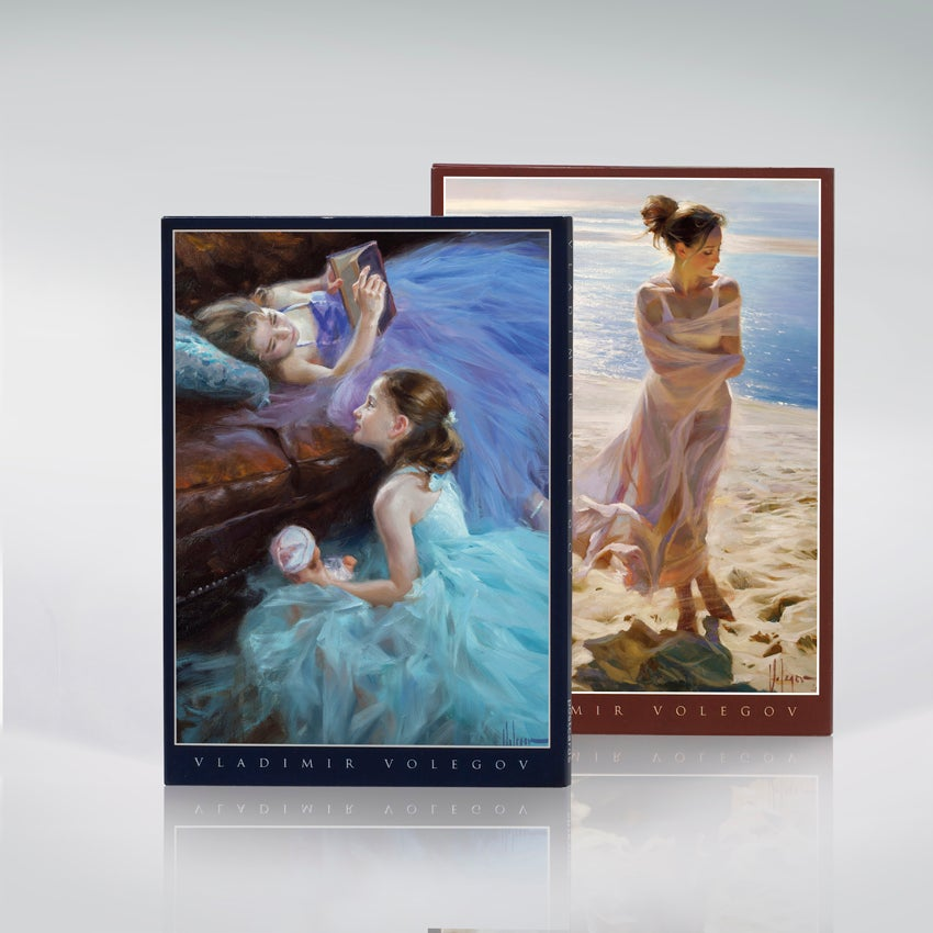 "Image of 2 PACKS OF 10 POSTCARDS: ""FEMALE BEAUTY"" AND ""CHILDHOOD"""
