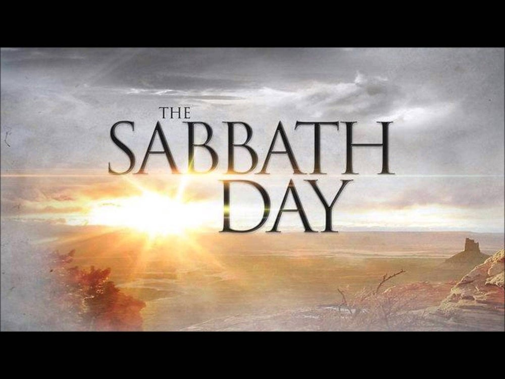 Image of Remember the Sabbath Day DVD