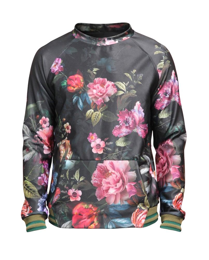 Image of Printed Scuba Sweater