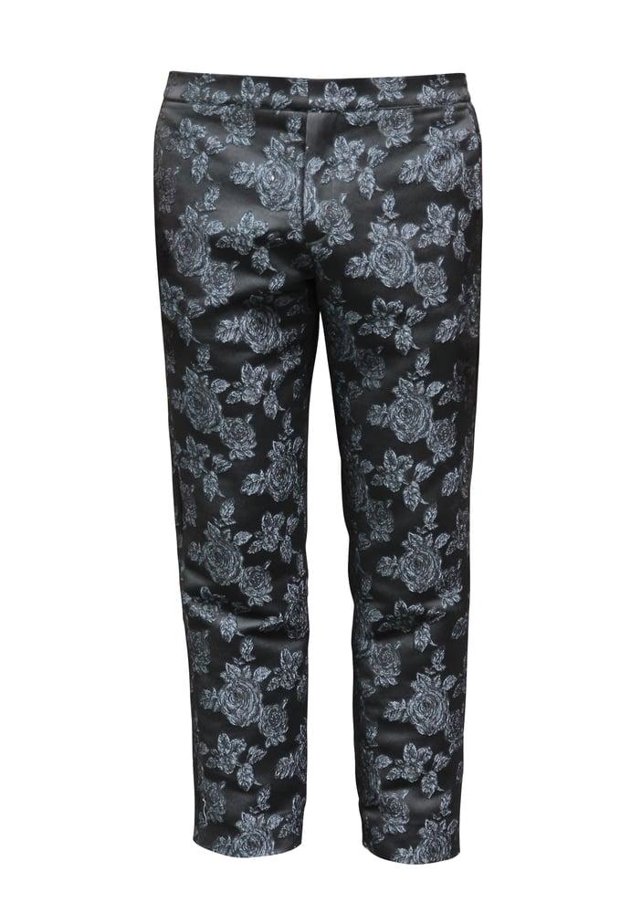 Image of Brocade Dress Pant