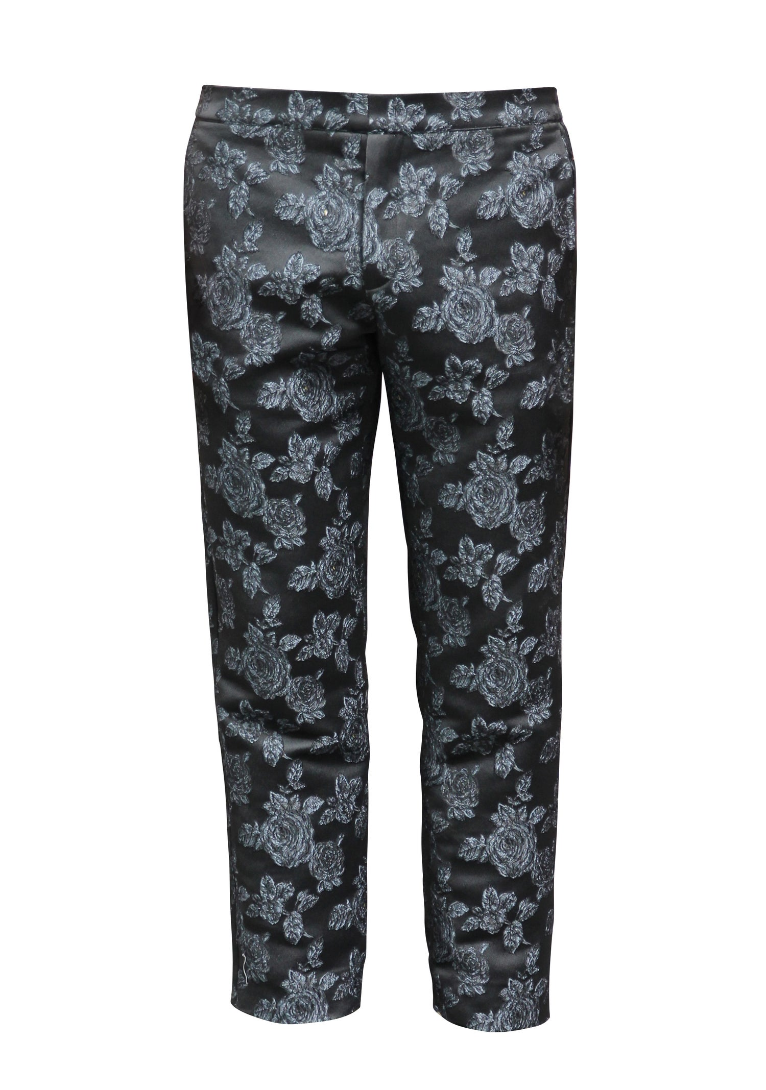 Image of Brocade Dress Pant