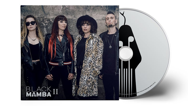 Image of Black Mamba II - Digipack CD