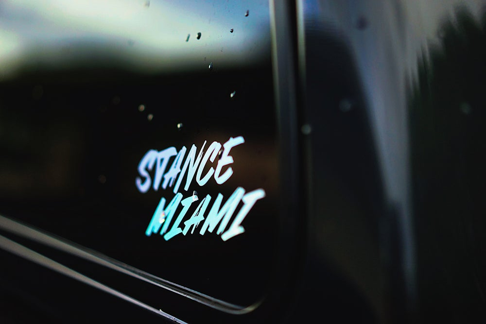 Image of Brushed Decal