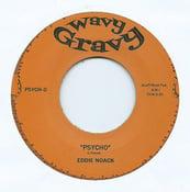 "Image of 7"" Split single. Eddie Noack : Psycho / Porter Waggoner : Rubber Room"