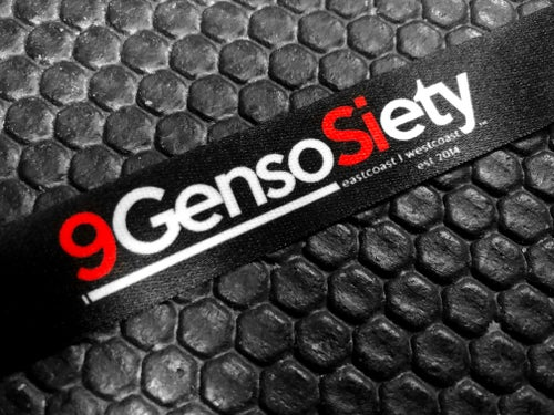 Image of 9Gensosiety Lanyards