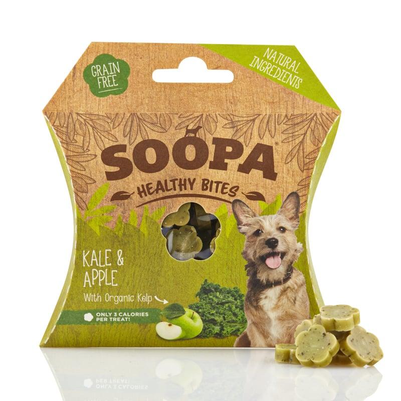 Image of SOOPA kale & apple healthy bites