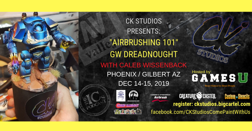 Image of AB 101 Phoenix Dec 2019 w/Caleb Wissenback