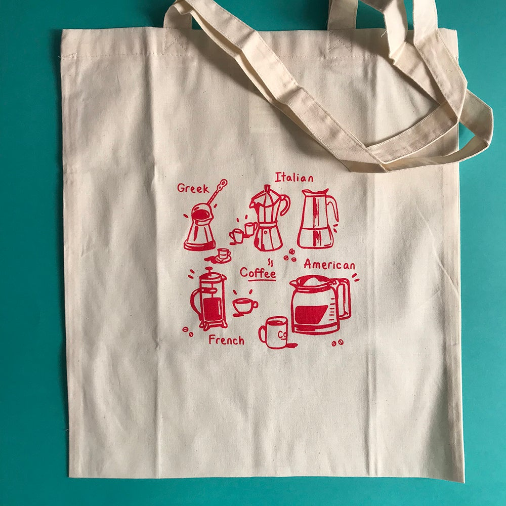Image of COFFEE Tote