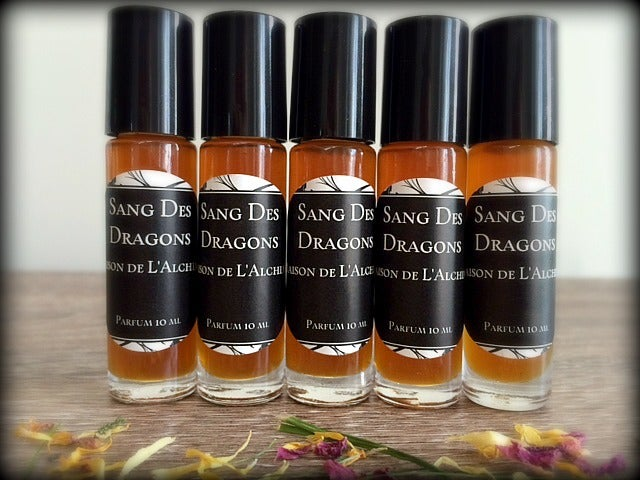 Image of Sang Des Dragon Perfume Oil