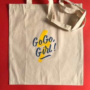 Image of GO GO, GIRL! Tote Bag