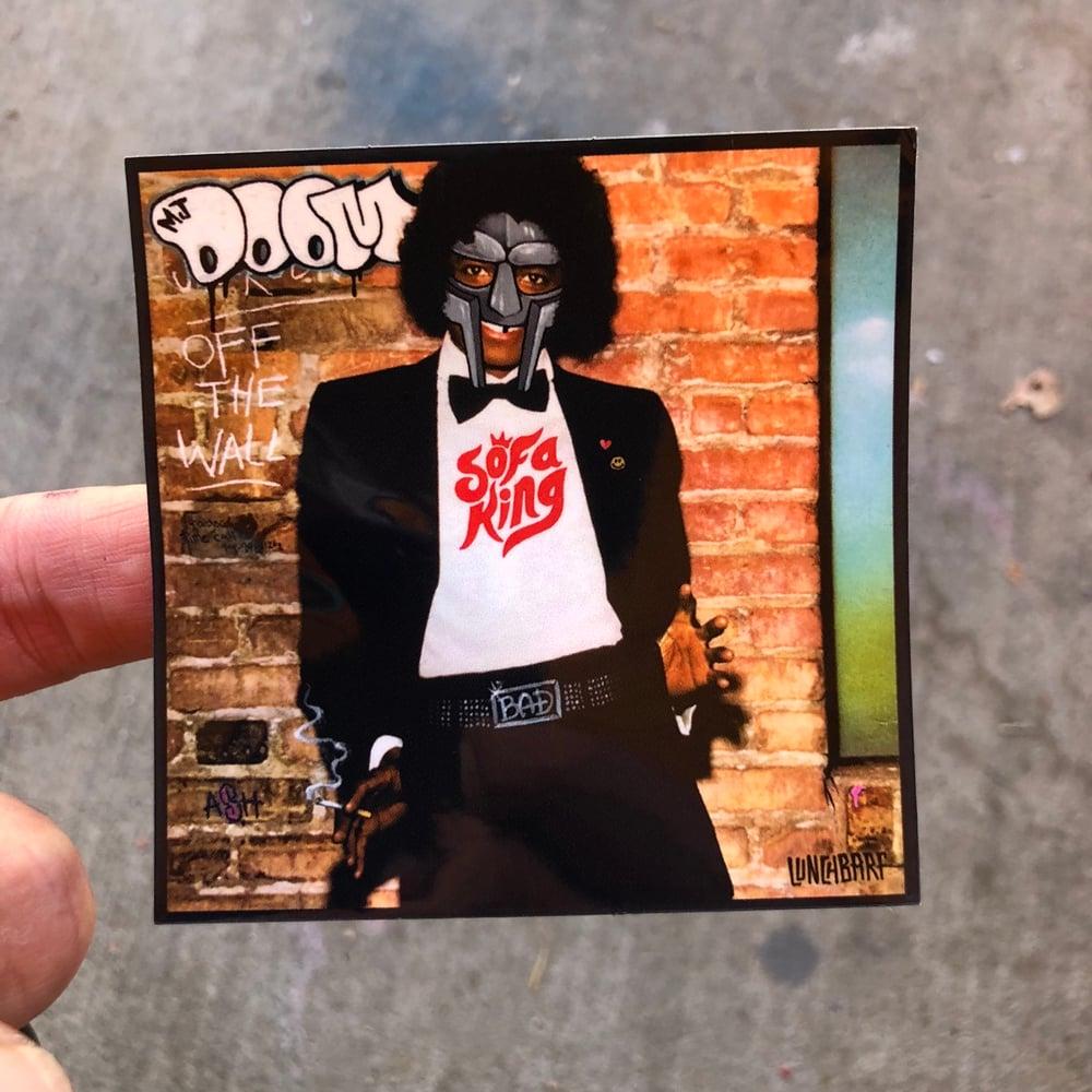 Image of MJ DOOM