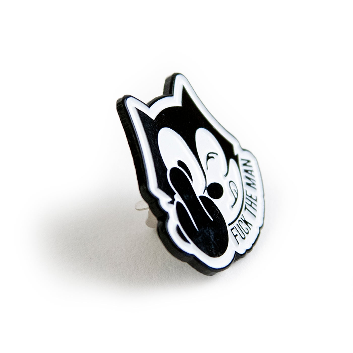 Image of FELIX THE MAN PIN BADGE