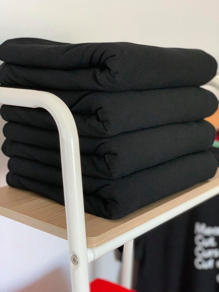 Image of BLACK solid