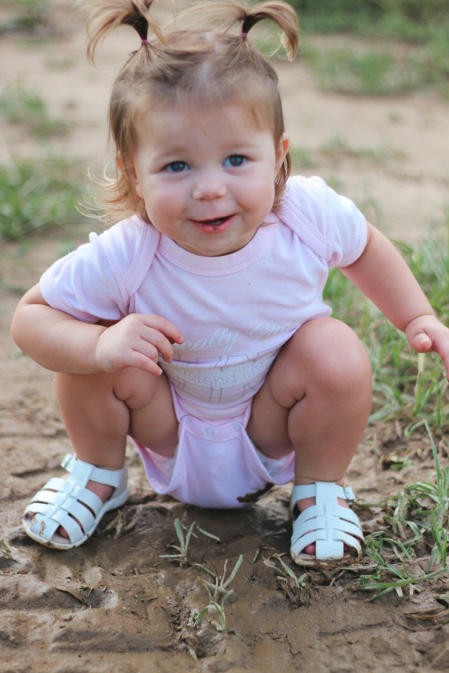 Image of Locally Grown Onesie - Ballerina Pink