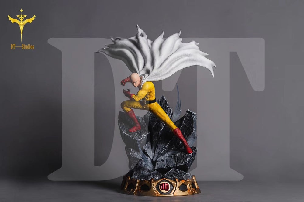 Image of [In-Stock]One Punch Man DT Studio Saitama Resin Statue