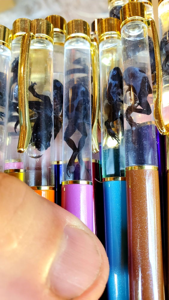 Image of Dart Frog Ink pen