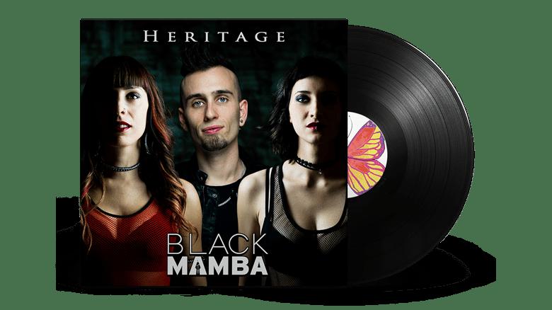 Image of Black Mamba Heritage LP