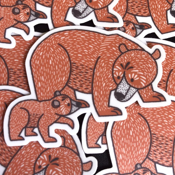 Image of Mama Bear Sticker