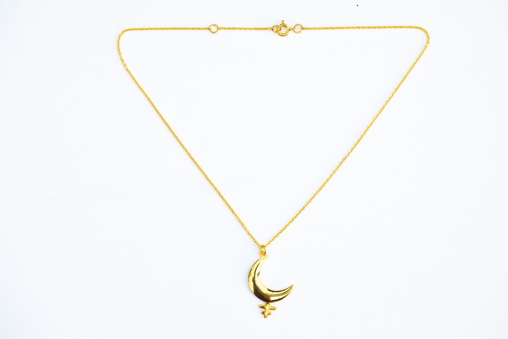 Image of Lillith Charm Necklace