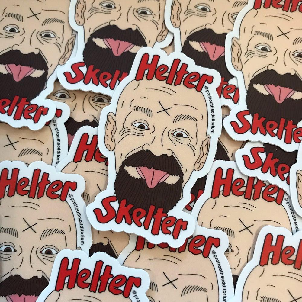 Image of Charles Manson Vinyl Sticker