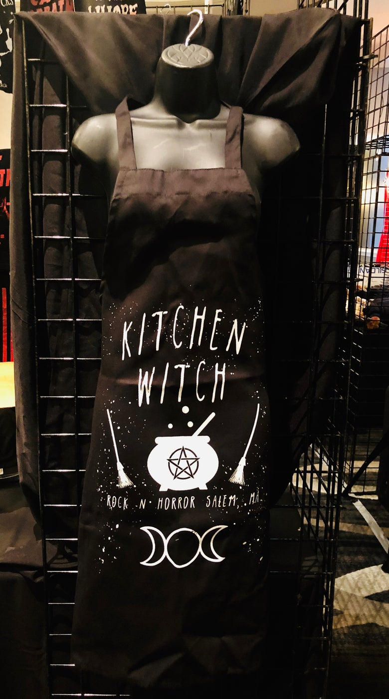 Image of Kitchen Witch Apron