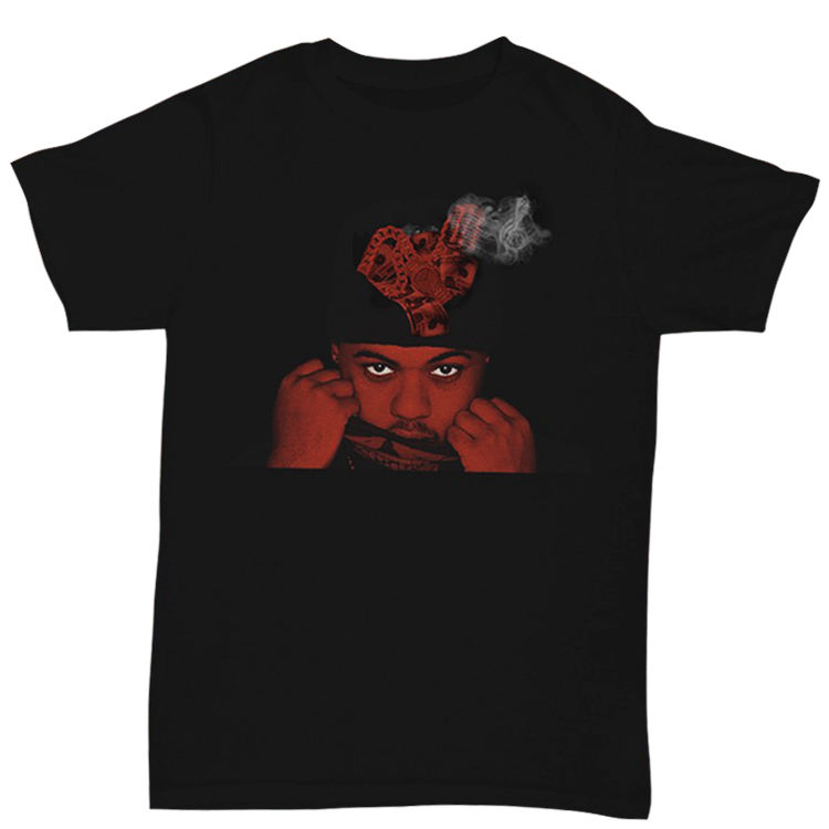 """Image of """"All In My Head"""" Album Cover T-Shirt"""