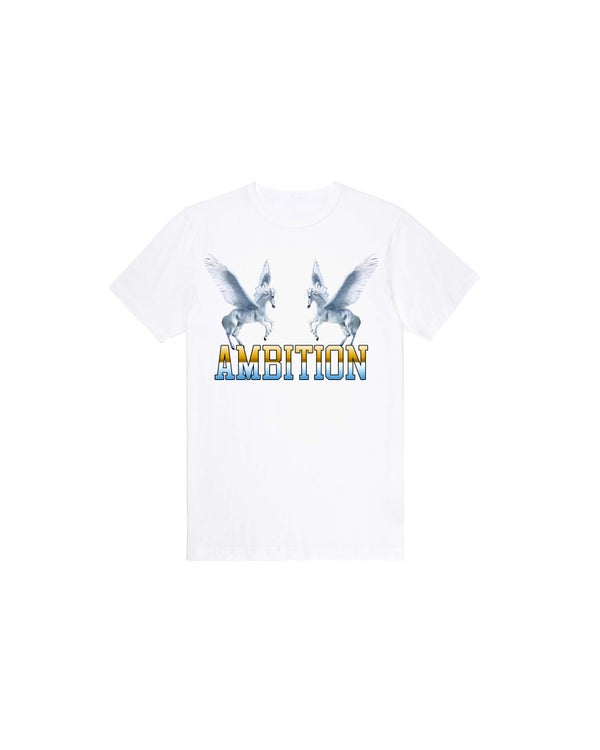 Image of Pegasus Tee (white)