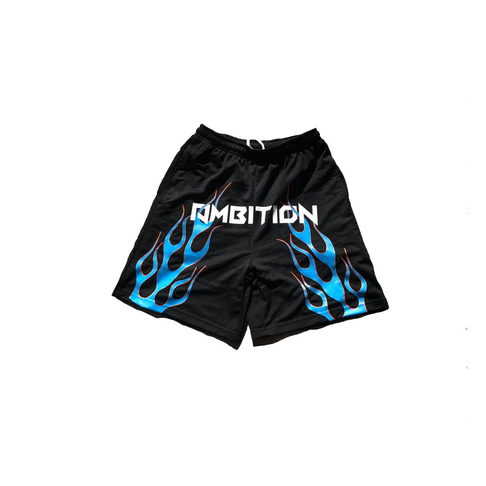 Image of Blaze mesh shorts