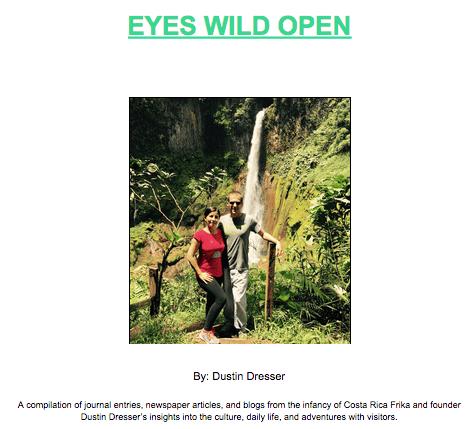 Image of Eyes Wild Open Ebook