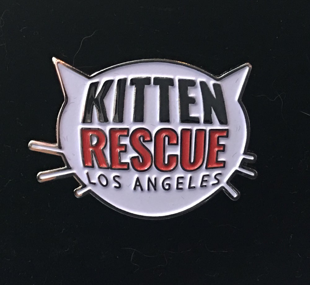 Image of Kitten Rescue Enamel Pins