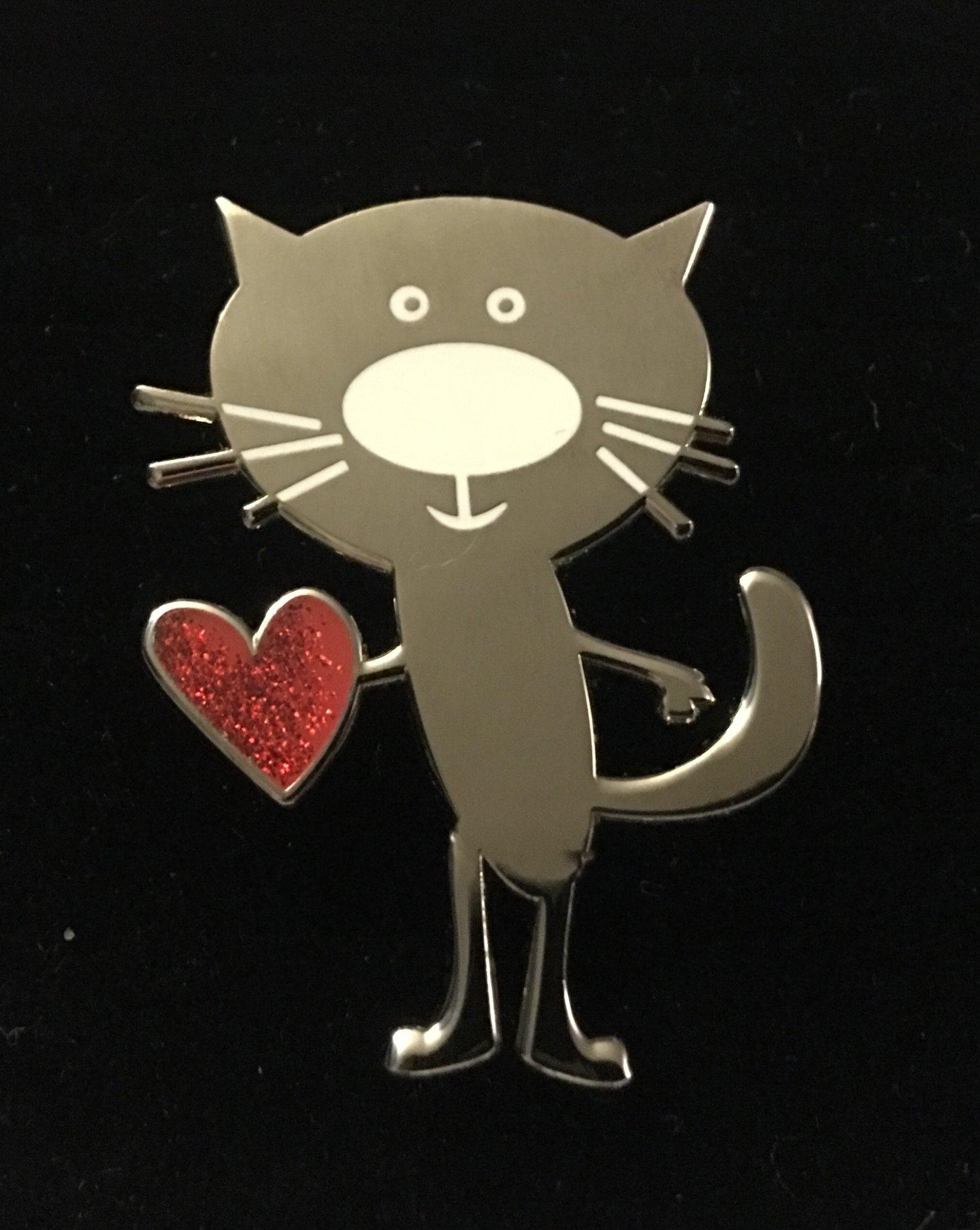 Image of Kitten Rescue Enamel Pins