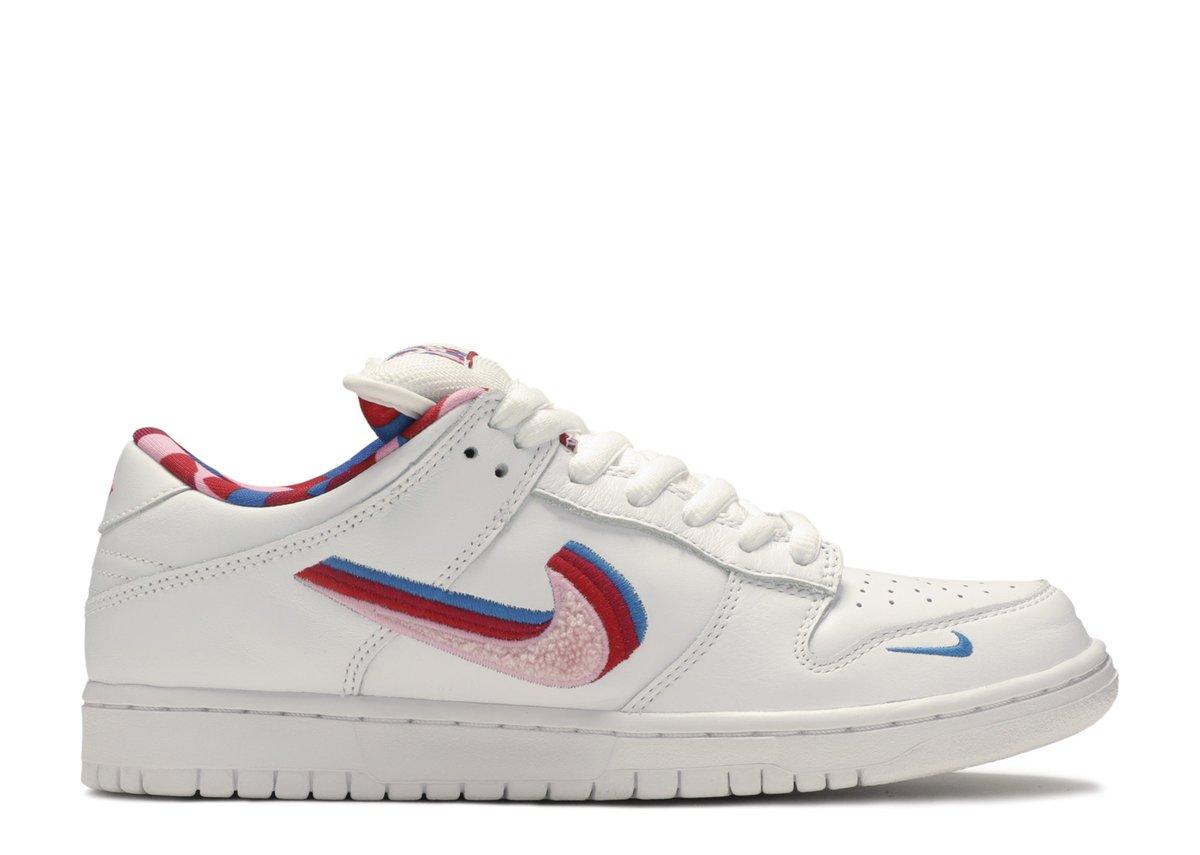 Image of Nike sb x parra