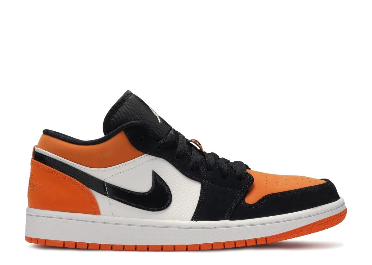 "Image of AIR JORDAN 1 LOW 'SHATTERED BACKBOARD' ""SHATTERED BACKBOARD"""