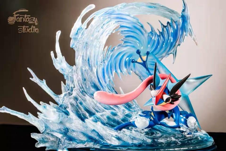 Image of [Pre-Order]Pokemon Fantasy Studio Greninja Resin Statue