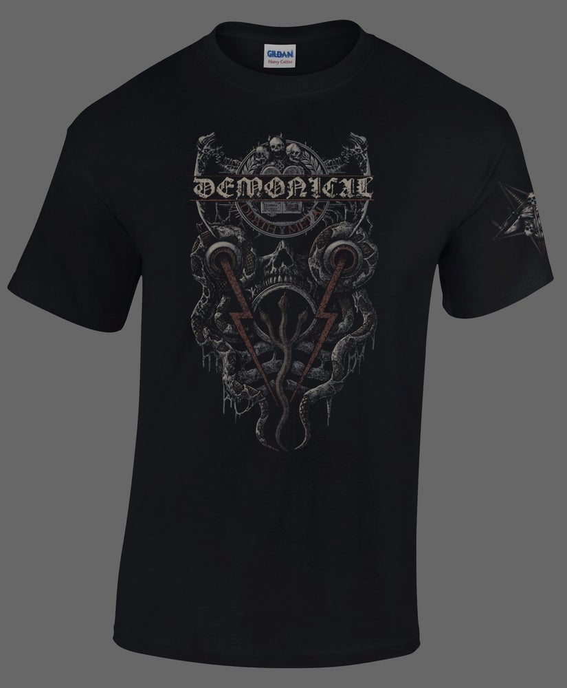 Image of DEMONICAL MMXVIII T-SHIRT